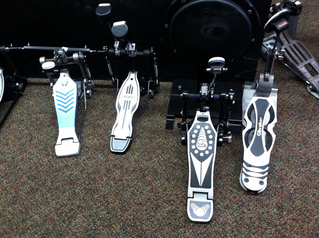 Drums, cymbals, drum kits, drum hardware, and drum accessories at The Symphony Music Shop in North Dartmouth, MA